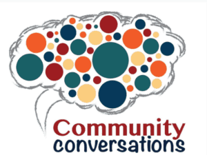 Community Conversation Circle Afterglow